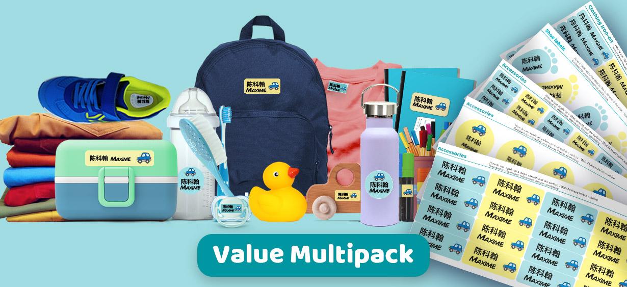 Value multipacks