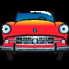 11-Classic car